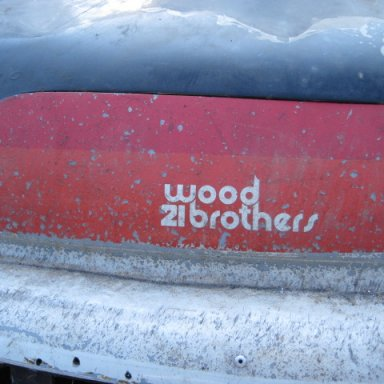 # 21 WOOD BROTHERS