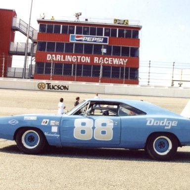 darlington #88 Chrysler Mule Daytona
