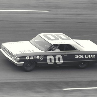 A.J. Foyt 00 Ford  '64 Atlanta 500
