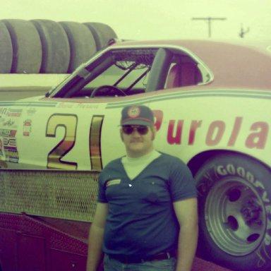 RT & Woods Bro. # 21 Daytona 1974