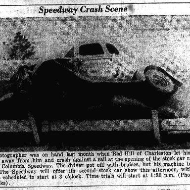 Hill Crash