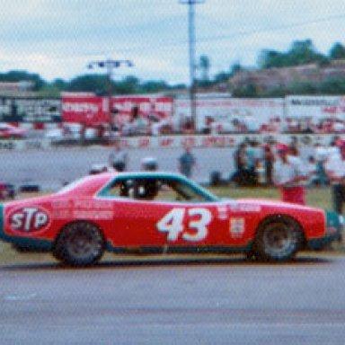 Petty - 75 Dodge Nashville