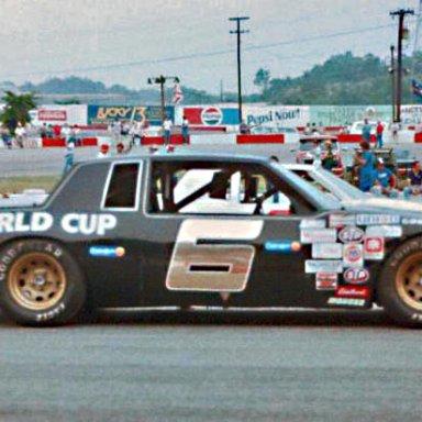 Al Elmore - 83 Buick Nashville