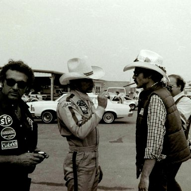 Dale I, Dale E and Richard