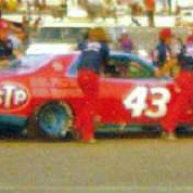 Petty - Dodge 77
