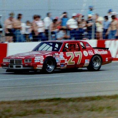 Tim Richman at Speed