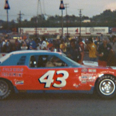 Petty - Dodge 78