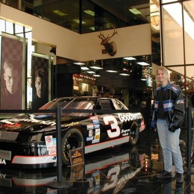 Terrie at Dale Earnhardt Inc.