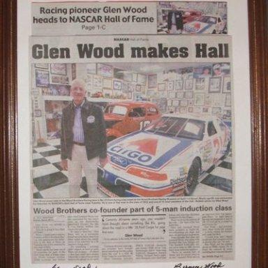 Glen Wood HOF 21