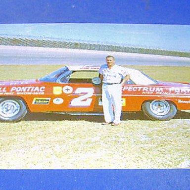 Jim Paschal 1962 Pontiac