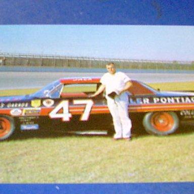 Jack Smith 1962 Pontiac