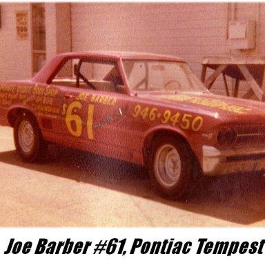 Joe Barber #61