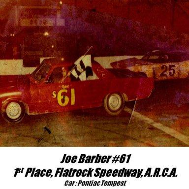 4. Joe Barber #61