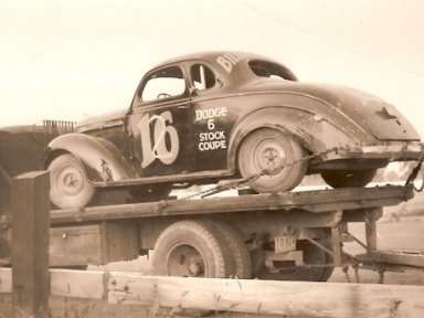 Strickly Stock car Back in the day.