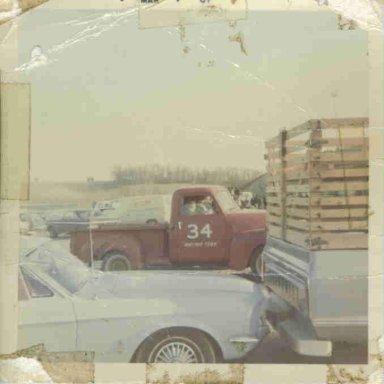 Wendell Scott Tow Truck Bristol 1967