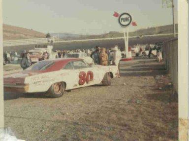 Bob Pickell Bristol 1967