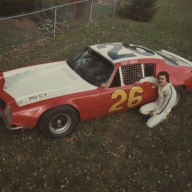 Scott Shults # 26 Camaro