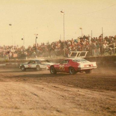 Scott Shults #26 Camaro - 1976