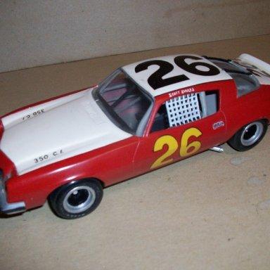 #26 Replica Model Car