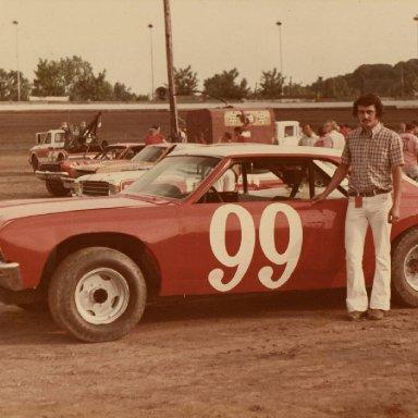 Scott Shults #99 LM - 1974