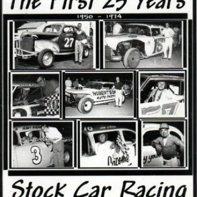 The First 25 Years - Peoria Speedway History Book