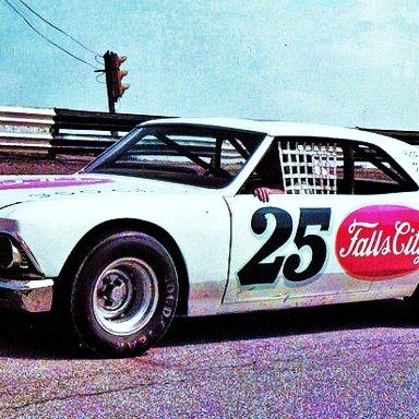 Charlie Binkley in 1971~