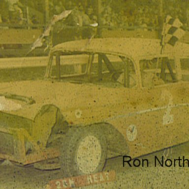 Ron North's First Race Car 1963