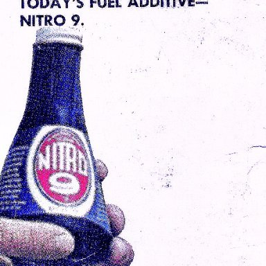 NITRO 9 FUEL ADDITIVE