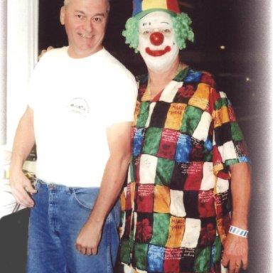 Crumbo & Scott at Peoria Speedway