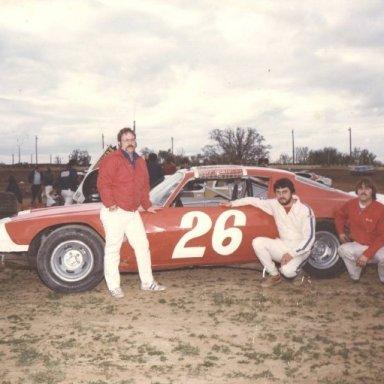 Scott Shults #26 Camaro Late Model