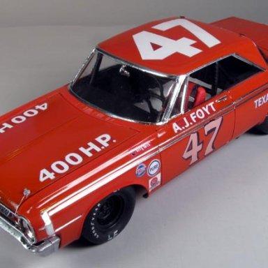 1964 A.J. Foyt Dodge Firecraker 400 winner