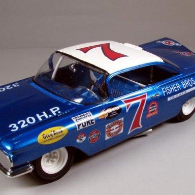 Jim Reed 1959 Southern 500 winner