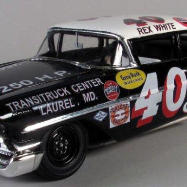 Rex White 1958 Chevy