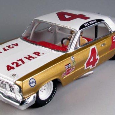 Rex White 1963 Chevy