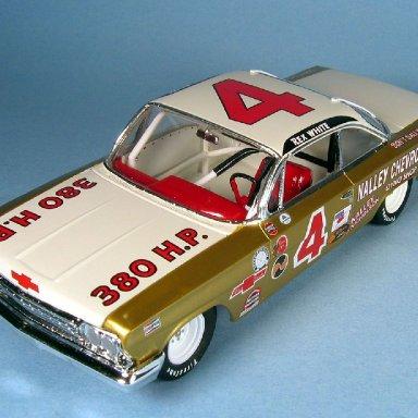 Rex White 1962 Dixie 400 winner