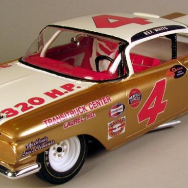 Rex White 1959 Chevy