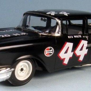 Rex White 1957 Chevy