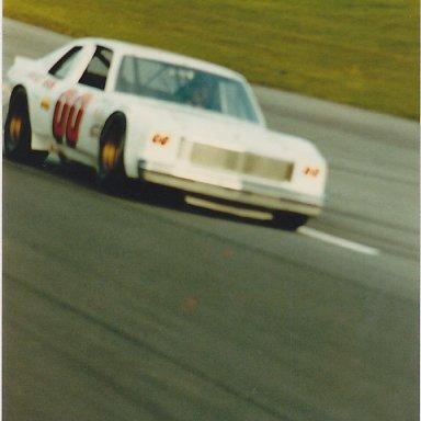 Sam at Daytona