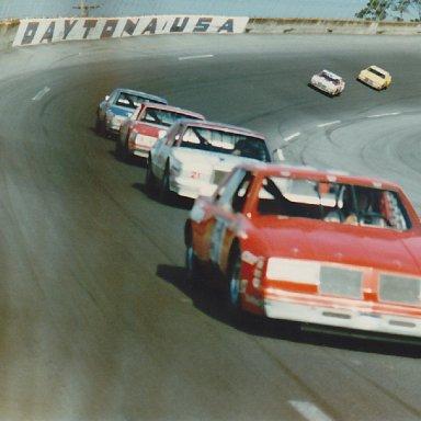 AJ at Daytona