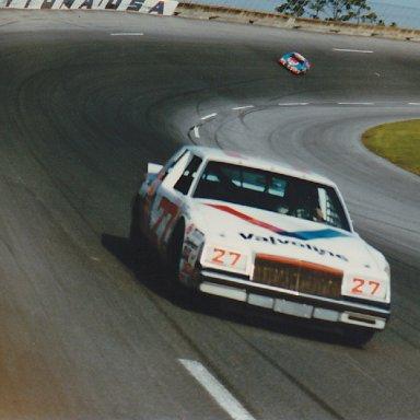 Cale Yarborough at Daytona