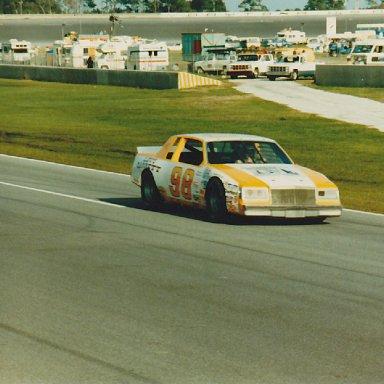 Joe Ruttman at Daytona