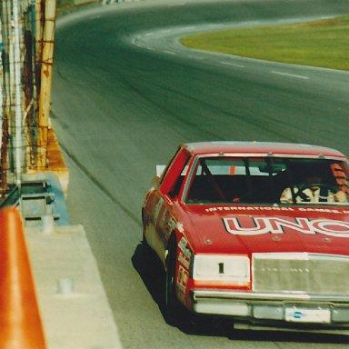 Buddy Baker at Daytona