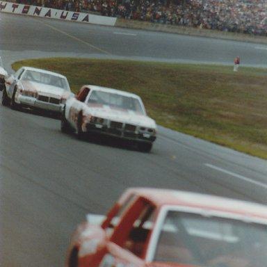 JD McDuffie at Daytona