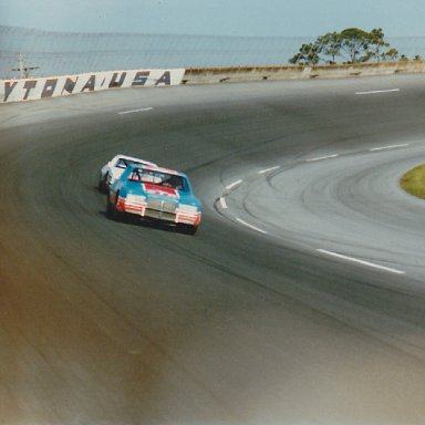 Kyle at Daytona