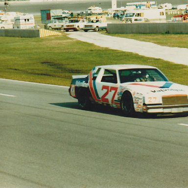 Cale heads to pit road