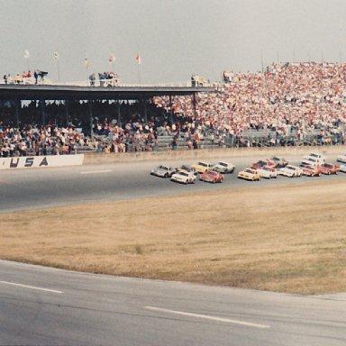 Sam Ard at Daytona
