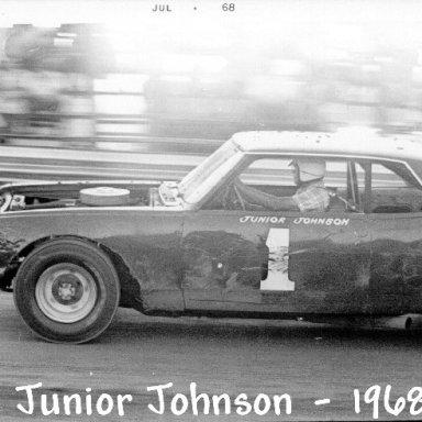 Junior Johnson - Driver & Car Builder