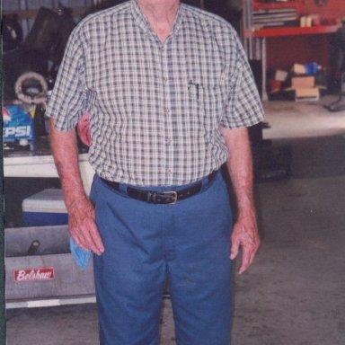 Junior Johnson 2004