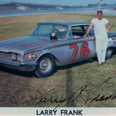 Larry Frank #76