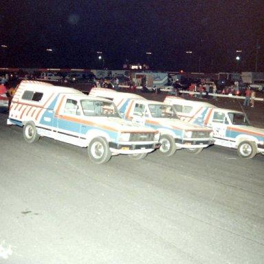 Buck Baker Truck Racing Series